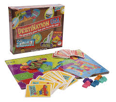 Usa Geography Map Games by Amazon Com Destination Usa Toys U0026 Games