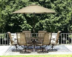 patio table chairs and umbrella sets large size of patio table and