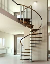 perfect curved staircase designs 7982