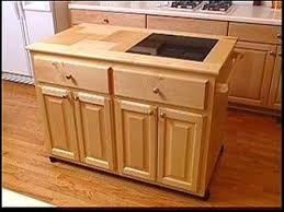Make Kitchen Island Kitchen Movable Kitchen Islands Intended For Exquisite Portable