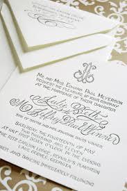 Carlton Wedding Invitations Unique Wedding Invitations Southern Living