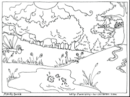 7 days of creation coloring pages free 6 6 days of creation