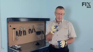 kenmore refrigerator light bulb kenmore refrigerator repair how to replace the light bulb 40w