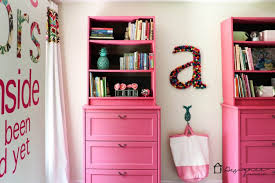 Pink Bookcase Ikea Ikea Billy Bookcase Hack For Loads Of Storage And Style Designer
