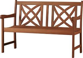 Garden Bench Hardwood Charlton Home Blakeslee Wood Garden Bench U0026 Reviews Wayfair