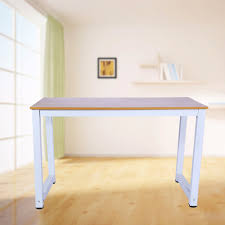 study table for sale modern wooden metal computer pc home office desk table functional