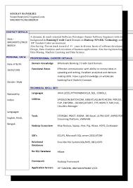 Hadoop Big Data Resume Sourav Banerjee Resume