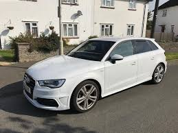 audi a3 s line 1 4 petrol manual in hatfield hertfordshire