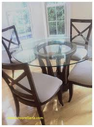 Circle Glass Table And Chairs Elegant Round Glass Top Kitchen Table And Chairs