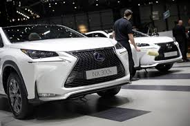 toyota motor credit phone number lexus loses its luster in j d power quality study bloomberg