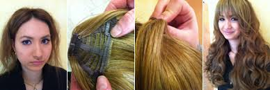 hickenbick extensions clip in pony