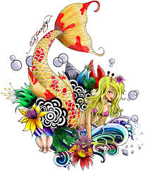 under the sea tattoo design by lil elle on deviantart