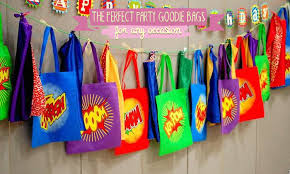 goody bag ideas birthday party bags image inspiration of cake and birthday