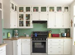 Do It Yourself Backsplash For Kitchen Kitchen Brown Wooden Kitchen Cabinet With Oven And Stove Plus