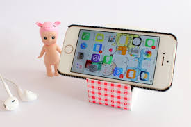 How To Make A Easy Toy Box by How To Make A Phone Stand Using A Ring Box Lifehackin5mins Miss