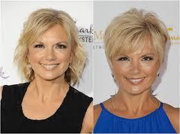 short hairstyles for women over 60 v neck 34 gorgeous short haircuts for women over 50