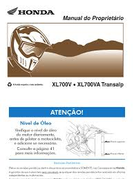 manual xl 700 transalp