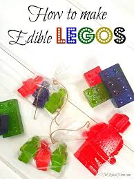 edible legos lego valentines the typical