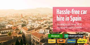 car hire in spain award winning trusted car hire suppliers