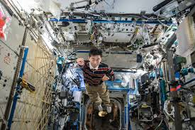 5 fun things to do without gravity nasa