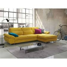 Corner Sofa Pull Out Bed by Mustard Yellow Right Hand Corner Sofa With Pull Out Bed In