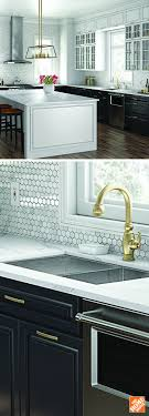 home depot canada kitchen cabinet paint for a revival look pair a brass faucet with