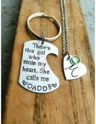 step fathers day gifts shoptagr personalized sted keychain fathers day