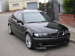 fs 2005 bmw 330i zhp performance edition jet black 6spd san