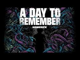 homesick a day to remember vagalume