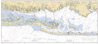 Nautical Maps South Oyster Bay To Great South Bay Long Island Ny Nautical Chart