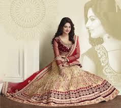 bridal wear bridal wear handwork lehenga choli colour silver