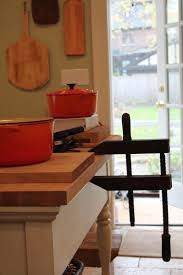 designing domesticity diy kitchen island