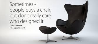egg chair with stool arne jacobsen 3d model max obj 3ds fbx