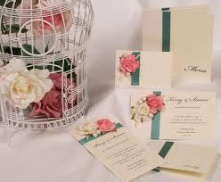 wedding invitation ideas lovely pink country wedding invitations