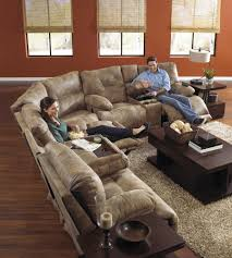 Sectional Sofas That Recline by Power 6 Seat