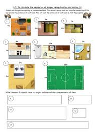 3 differentiated perimeter worksheets for y4 d2 by clangercrazy