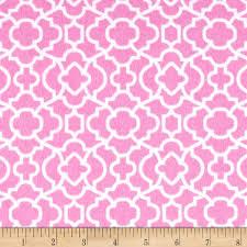 pink cotton flannel fabric com