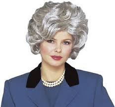 Silver Halloween Costume Classy Lady Short Wavy Wig Silver Gray Women U0027s Halloween