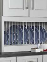 Kitchen Cabinet Dish Rack Storage Kitchen Cabinet Accessories Mid Continent Cabinetry