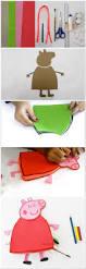recycled kid u0027s craft diy peppa pig pencil pouch u2022 recyclart