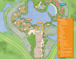Casey Key Florida Map by April 2017 Walt Disney World Resort Hotel Maps Photo 2 Of 33