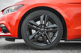 mustang rims 2016 ford mustang ecoboost test review