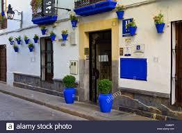 hotel in romero street in the jewish quarter of cordoba andalucia