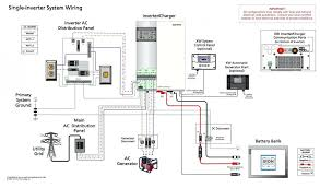 grid connect solar panel wiring diagram system dc with