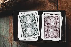 antler playing cards dan u0026 dave