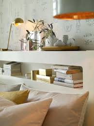 white headboard with shelves cool headboard with shelf with best