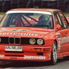 Bmw M3 1992 - armin hahne bmw m3 e30 sport evo 19 jägermeister dtm 1992 1 18