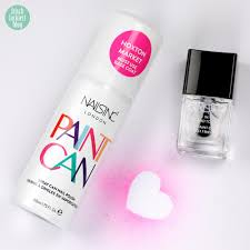 review yes i can u2013 paint can spray nailpolish u2013 nagellack zum