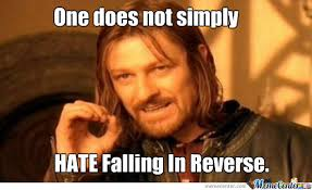 Falling In Reverse Memes - falling in reverse my dear by anastacia tennant meme center