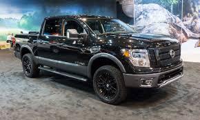 nissan titan hood scoop 2017 chicago auto show highlights autonxt